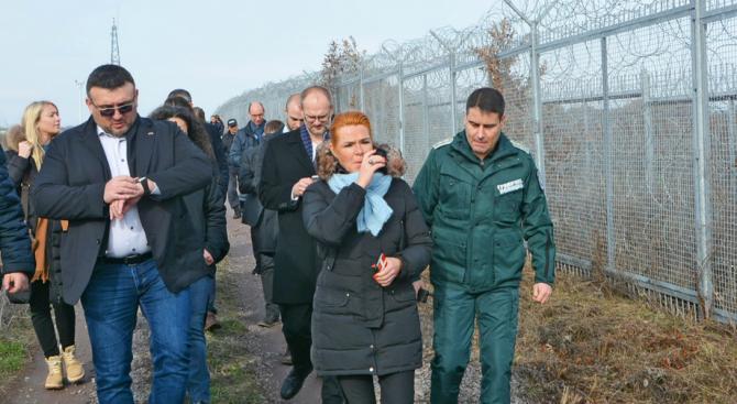 Младен Маринов ще посети РУ - Петрич и ГКПП - Кулата
