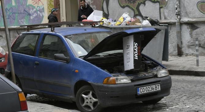 """Паркирането тип """"технически проблем"""" не секва"""
