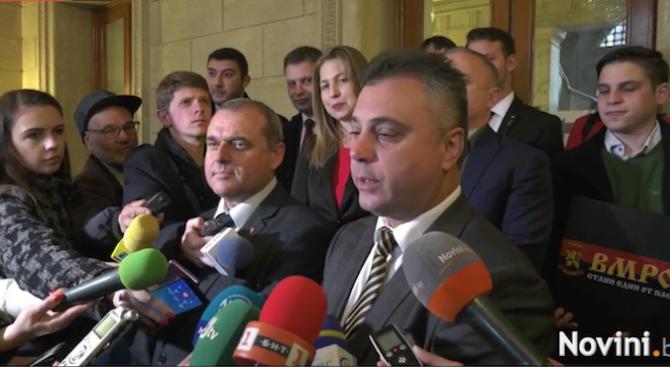 Юлиан Ангелов: ВМРО се бори за минимум двама евродепутати