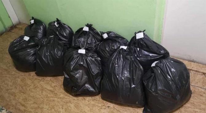150 килограма нелегален тютюн е иззет при акция на Икономическа полиция в Сливен