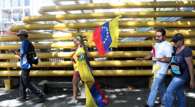 МВФ: Възстановяването на Венецуела ще отнеме най-малко десетилетие