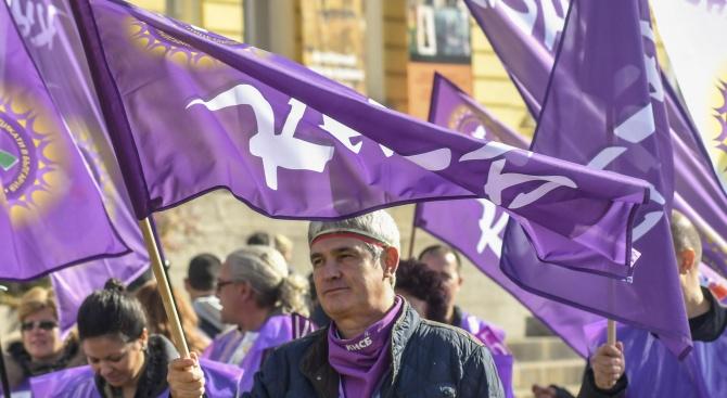 КНСБ не подкрепят промените в Закона за социално подпомагане