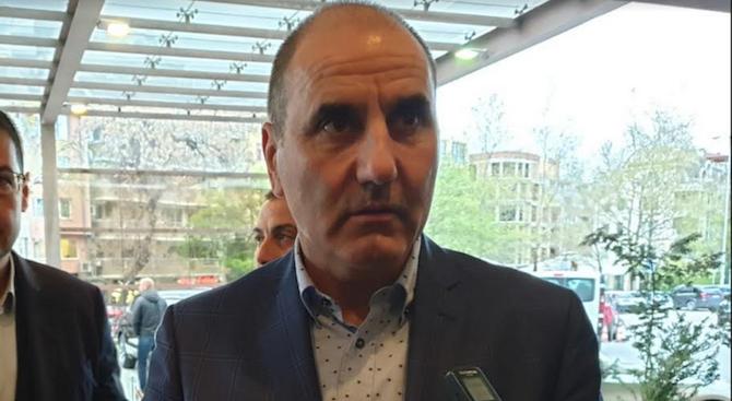 Цветан Цветанов в Пловдив: ГЕРБ ще спечели европейските избори