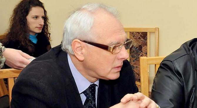 Велизар Енчев разкри защо е приел да участва в листата на БСП