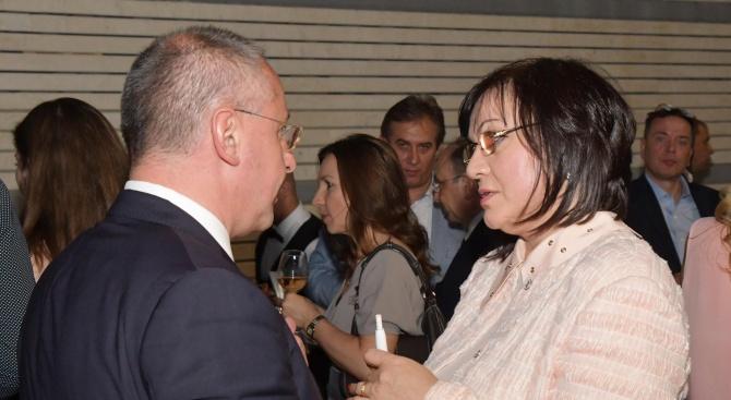 Трус в БСП: Опонентите на Нинова в партията я заплашиха заради Станишев