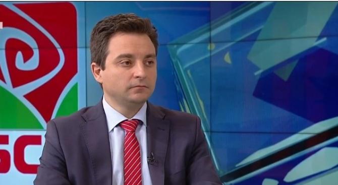 Данчев за евролистата на БСП: Целта на Нинова е победа, а не вътрешнопартийно съгласие