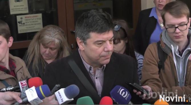 """Осъден по делото """"Иванчева"""": Има политическа поръчка, сетете се откъде идва"""