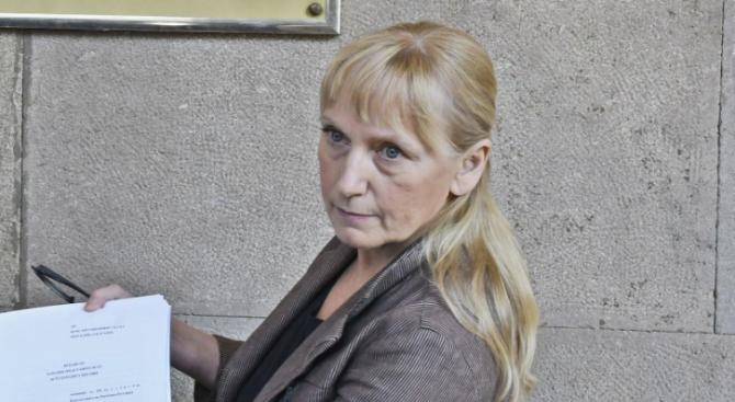 Елена Йончева: Днес трябва да се замислим защо у нас върховенството на закона не се спазва