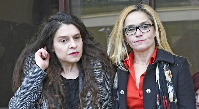 Връщат Иванчева и Петрова в Сливенския затвор