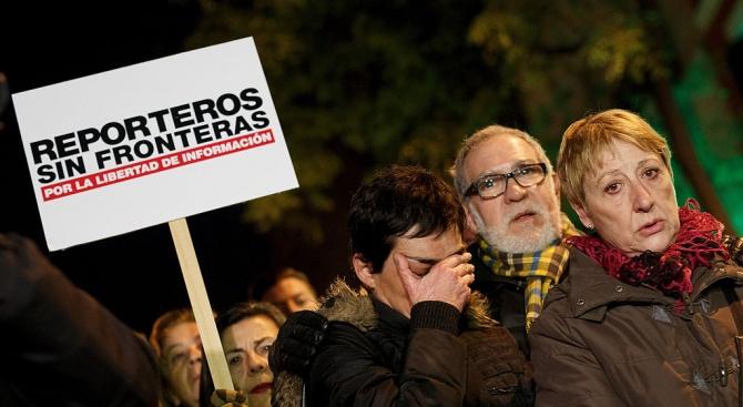 """""""Репортери без граници"""": Омразата към журналистите прерасна в насилие"""