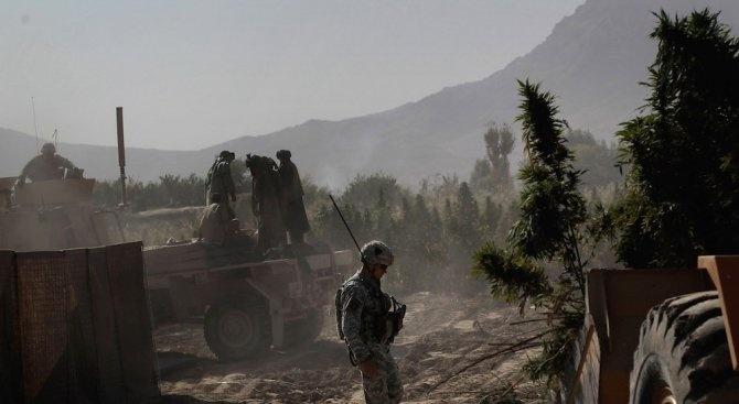 Няма пострадали български военни при обстрел в Кандахар