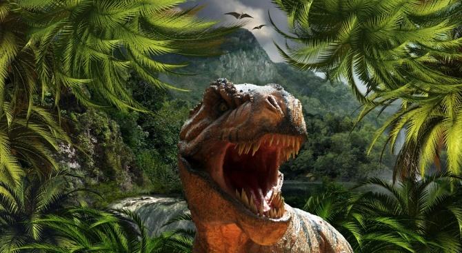 Учени откриха динозавърско гробище на 220 милиона години в Аржентина