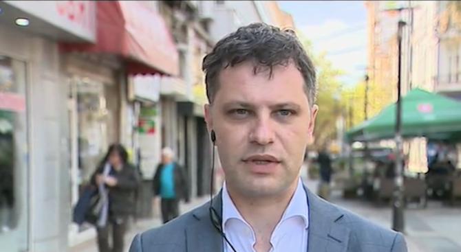 Александър Сиди: Не виждам причина за оставка на Борисов