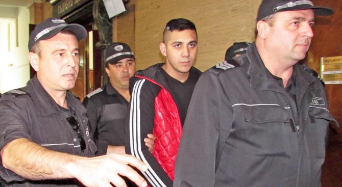 30 години затвор и 450 000 лв. кръвнина за Северин Красимиров