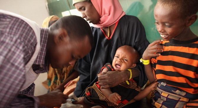 Първата ваксина срещу малария ще бъде тествана в Малави