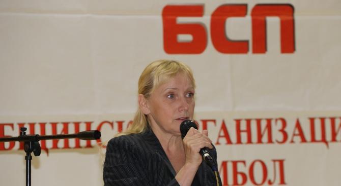 Елена Йончева: Толкова години сме член на ЕС, но дори не се доближаваме до Европа