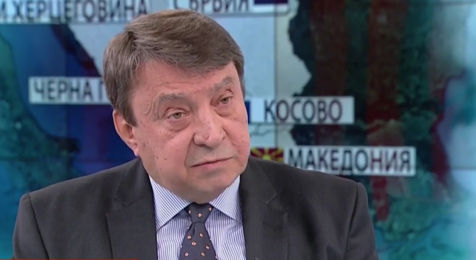 Младен Червеняков: Необходима е промяна в политиките на Балканите