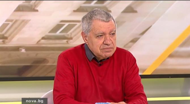 Проф. Михаил Константинов: Надявам се, че издънките с машинното гласуване няма да са големи