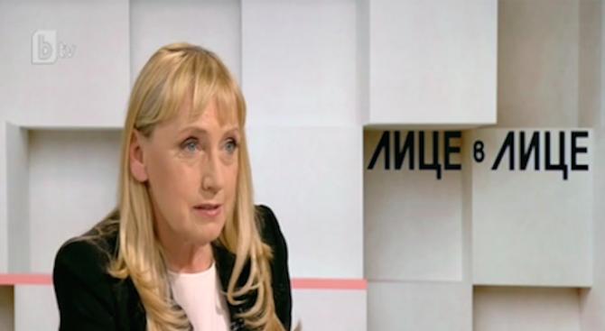 Елена Йончева: Не вярвам, че ще има разследване за апартаментите на Цветанов