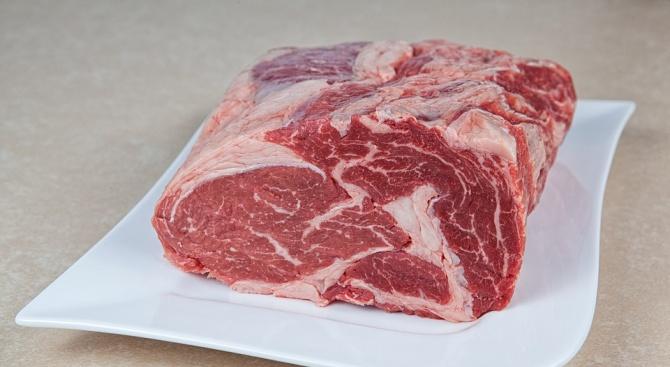 Икономическа полиция хвана 120 кг телешко месо без ясен произход