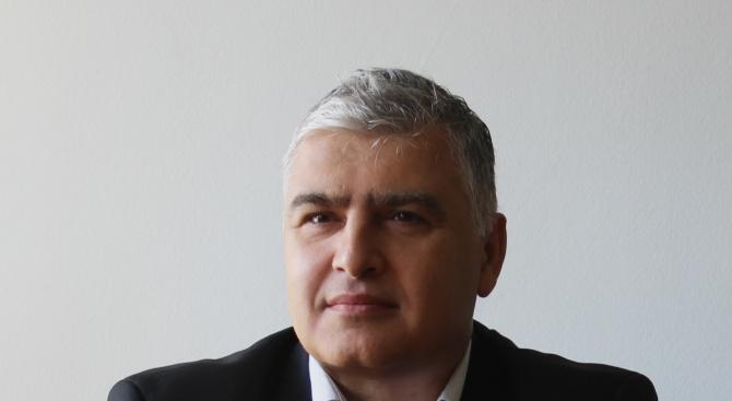 Александър Георгиев е назначен за председател на Държавната комисия по хазарта