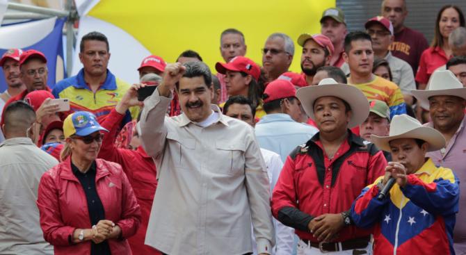 Николас Мадуро удвои минималната заплата в страната