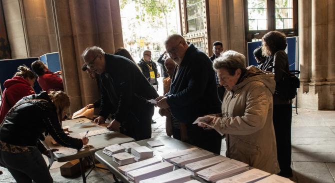 В Германия събраха необходимия брой заявления за разкриване на още български секции за евроизборите