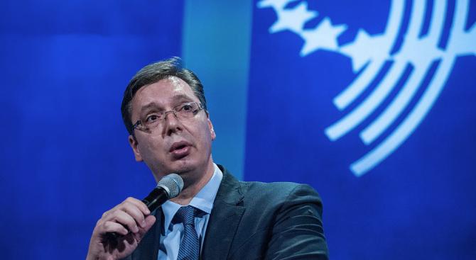 Вучич: Защо Бойко Борисов не е поканен на срещата за Западните Балкани?