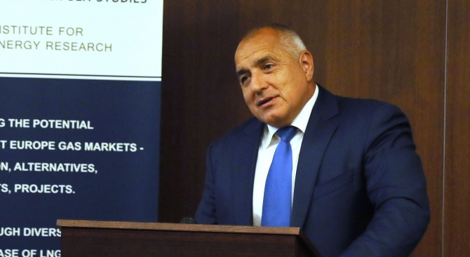 Бойко Борисов: Започваме строежа на газовата връзка с Гърция до три седмици