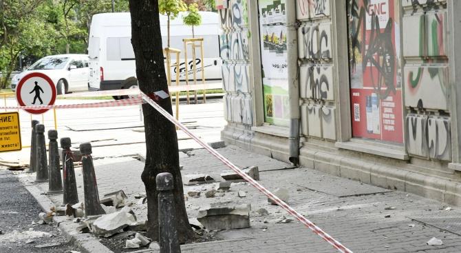 Предстои да се направи оглед на всички опасни сгради в центъра на столицата