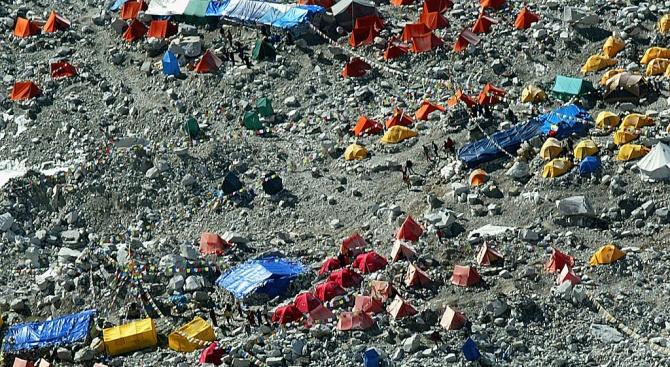 Три тона отпадъци събраха при мащабна акция на Еверест