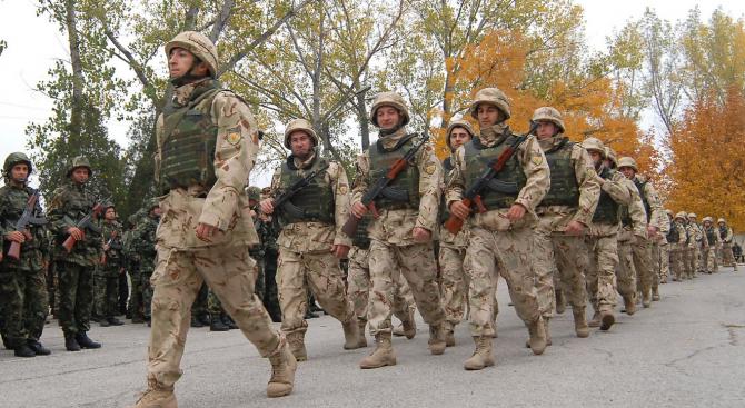 Изпращаме 38-ия контингент от състава на въоръжените сили за участие в международната мисия на НАТО в Афганистан