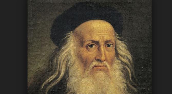 Президентите на Франция и на Италия заедно отдадоха почит на Леонардо да Винчи