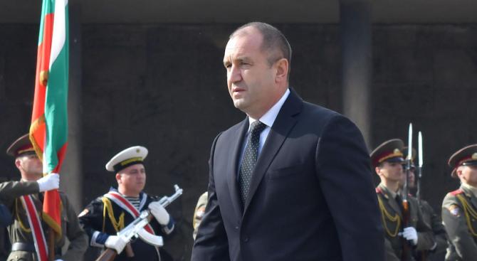 Президентът Румен Радев ще се срещне с Негово Светейшество папа Франциск