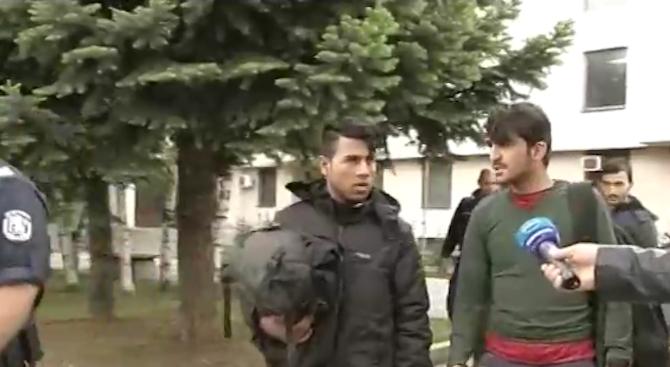 Четвърти задържан зарази нелегалните мигранти край Горна Оряховица