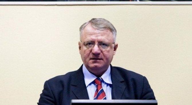 Воислав Шешел бе преизбран за лидер на Сръбската радикална партия