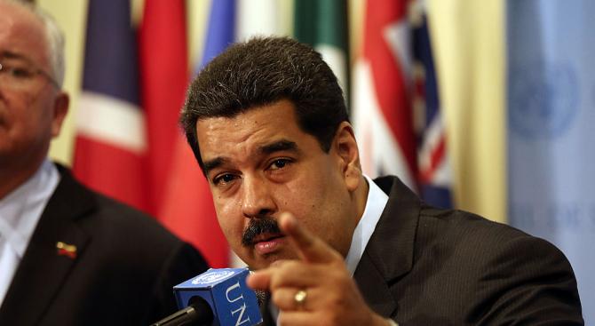 Венецуелският външен министър: ЦРУ планира сваляне на правителството на Николас Мадуро