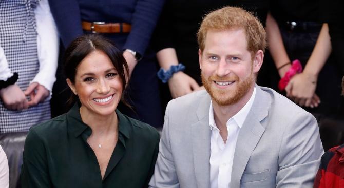 Бебето на принц Хари и Меган Маркъл ще бъде упорито и закачливо, предрича астроложка