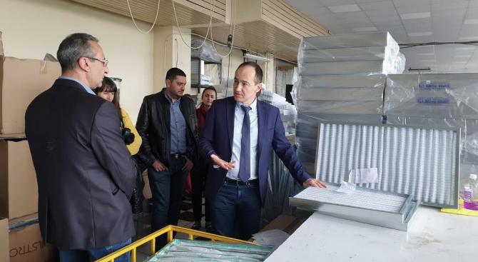 Андрей Ковачев: Институциите ще продължат в синхрон да работят за добри условия за инвестиции в България