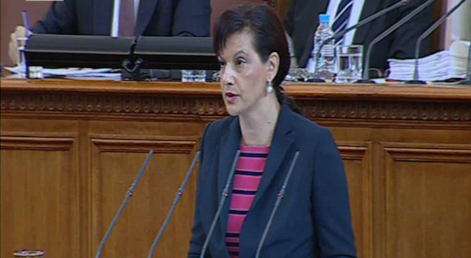 Дариткова: Ще продължим да управляваме с Обединени патриоти и след евроизборите