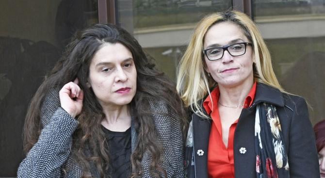 Пуснаха под домашен арест Десислава Иванчева и Биляна Петрова