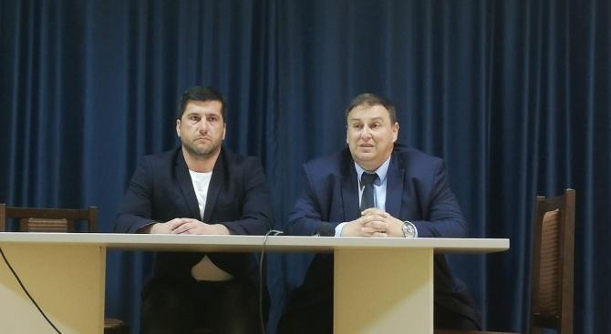 """Емил Радев в """"Аспарухово"""": България очаква 4 млрд. лв. повече през новия  програмен период"""