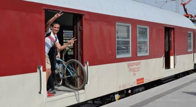 """БДЖ ще осигури превоза на участниците в състезанието """"Спици и бодли"""""""