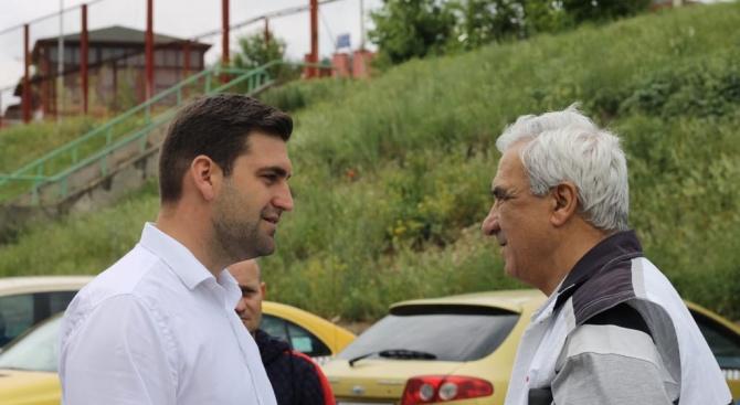 Андрей Новаков в Стара Загора: Работя със сърце за транспортния бранш