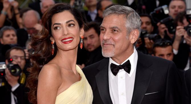 Джордж Клуни не иска да е кръстник на бебето на принц Хари и Меган