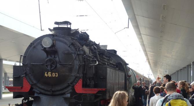 БДЖ организира пътуване с парния локомотив Баба Меца между София и Банкя