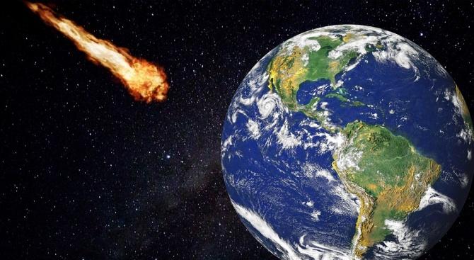 Земята ще има опасно близка среща с астероид през 2029 г.
