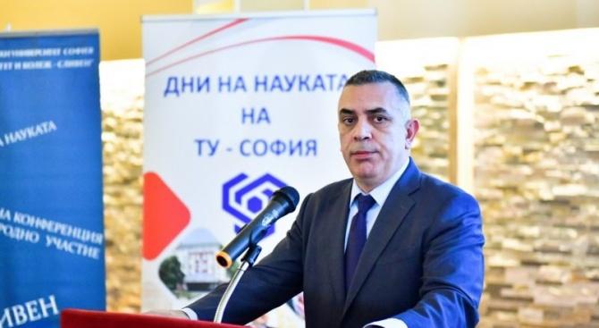 Кметът на Сливен Стефан Радев: Науката има все по-голямо значение за живота на хората