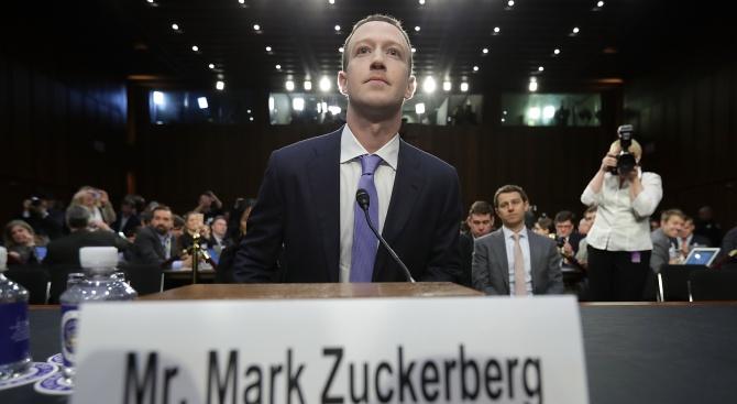 Марк Зукърбърг се обяви против разделянето на Фейсбук