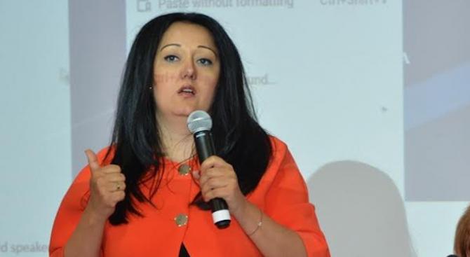 Кандидатът за евродепутат Лиляна Павлова ще посети Сливен на 13 май
